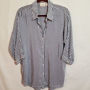 Chico's button down blouse.  A73